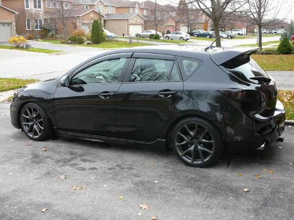 mazda 3 hatchback 2011 rims